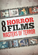 8 Film Masters Of Terror Collection