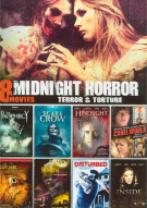 8 Film Midnight Horror Collection Vol. 10