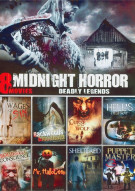 8 Film Midnight Horror Collection Vol. 13