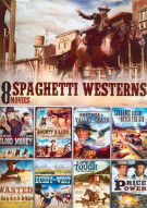 8 Movie Pack: Spaghetti Westerns
