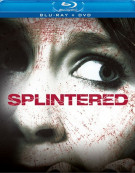 Splintered (Blu-ray + DVD Combo)