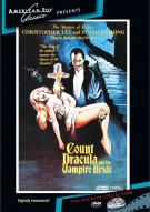 Count Dracula And His Vampire Bride