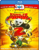 Kung Fu Panda 2 3D (Blu-ray 3D + Blu-ray + DVD + Digital Copy)