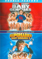 Baby Geniuses / Superbabies: Baby Geniuses 2 (Double Feature)