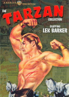 Tarzan Collection, The: Starring Lex Barker