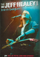 Jeff Healey Band, The: Live In Belgium (DVD + CD Combo)
