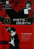Fists Of Death (Collectible Tin)