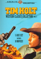 Tim Holt Western Classics Collection: Volume 1