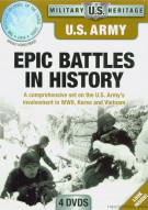 U.S. Army: Epic Battles In History