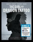 Girl With The Dragon Tattoo, The (Blu-ray + DVD + UltraViolet)