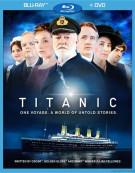 Titanic (Blu-ray + DVD Combo)