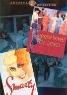 Merry Wives Of Reno / Smarty (Double Features)