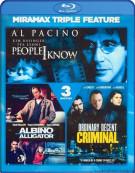 Ordinary Decent Criminal / People I Know / Albino Alligator (Triple Feature)