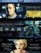 Shame (Blu-ray + DVD + Digital Copy)