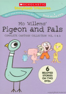 Mo Willems Pigeon and Pals: Complete Cartoon Collection Volume 1 & 2