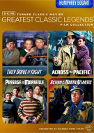 TCM Greatest Classic Films: Legends - Humphrey Bogart
