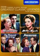 TCM Greatest Classic Films: Legends - Joan Crawford