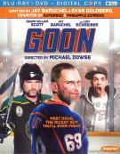 Goon (Blu-ray + DVD + Digital Copy)