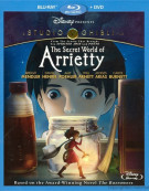Secret World Of Arrietty, The (Blu-ray + DVD Combo)