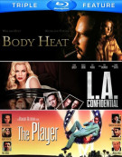 Body Heat / L.A. Confidential / The Player (Triple Feature)