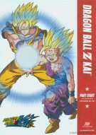 Dragon Ball Z Kai: Part 8