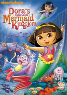 Dora The Explorer: Doras Rescue In The Mermaid Kingdom