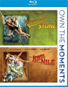 Romancing The Stone / Jewel Of The Nile (Double Feature)