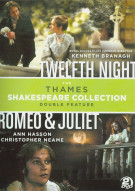 Shakespeare Classic Love Stories: Romeo & Juliet / Twelfth Night (Double Feature)