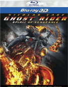 Ghost Rider: Spirit Of Vengeance 3D (Blu-ray 3D + UltraViolet)