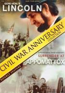 Civil War Anniversary Collection: Gore Vidals Lincoln / The Surrender At Appomattox (Double Feature)