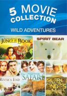 5 Features Adventure Movie Pack: Volume 4