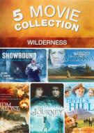 5 Features Adventure Movie Pack: Volume 2