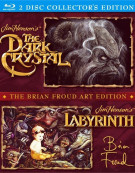 Dark Crystal, The / Labyrinth (Double Feature)