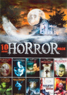 10 Movie Horror Pack Vol. 1