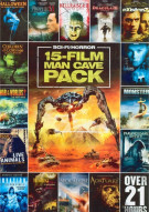 15 Movie Man Cave Sci-Fi Horror Pack Vol. 1