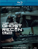 Tom Clancys Ghost Recon Alpha (Blu-ray + DVD Combo)