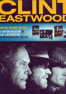 Clint Eastwood: 35 Films 35 Years At Warner Bros. (DVD + Book)