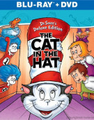 Dr. Seuss The Cat In The Hat - Deluxe Edition (Blu-ray + DVD Combo)