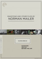 Maidstone And Other Films By Norman Mailer: Eclipse From The Criterion Collection