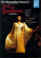 Metropolitan Opera, The: Lucia Di Lammermoor