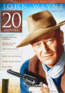 20 Film Great American Westerns: John Wayne Collection