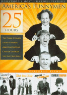 25 Hours Of Americas Funnymen: Volume 1