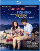 Salmon Fishing In The Yemen (Blu-ray + UltraViolet)