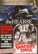 Hearse, The / Blood Of Draculas Castle (Double Feature)