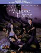 Vampire Diaries, The: The Complete Third Season (Blu-ray + DVD + UltraViolet)