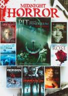 8 Film Midnight Horror Collection Vol. 11