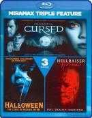 Cursed / Halloween VI: The Curse Of Michael Myers / Hellraiser: Hellseeker (Triple Feature)
