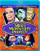 Mad Monster Party (Blu-ray + DVD Combo)