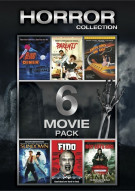 Horror Collection: 6 Movie Pack - Volume 1