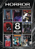 Horror Collection: 8 Movie Pack - Volume 1